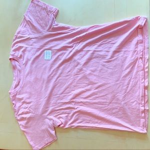 Aeropostale Men's Pink T-Shirt